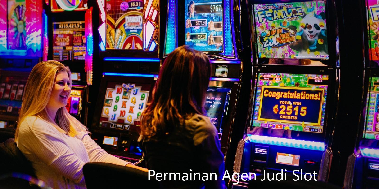 Perkembangan Permainan Slot Online Indonesia